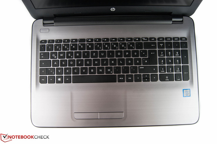 Hp pavilion g series Touchpad Not Working