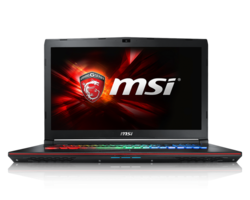 In review: MSI GE72 6QF Apache Pro. Test model provided by notebooksbilliger.de