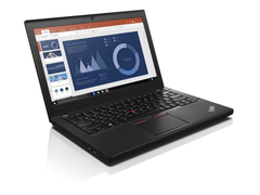 The Lenovo ThinkPad X260 is supposed to deliver an enormous battery life of up to 21 hours (image: Lenovo)