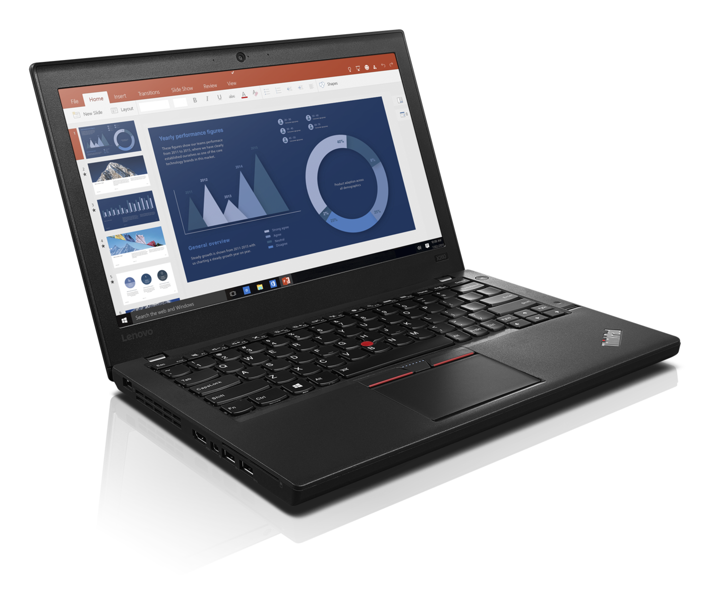 Lenovo Announces New Thinkpads 13 X260 L460 And L560