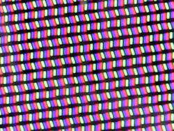 LCD subpixel array