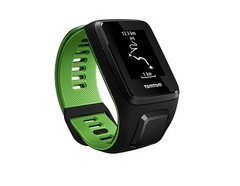 TomTom Route Exploration app on TomTom Adventurer smartwatch