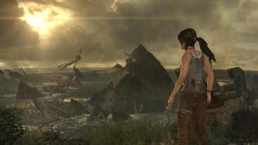 Tomb Raider can be played in the Full HD resolution (setting: default; 55 FPS).
