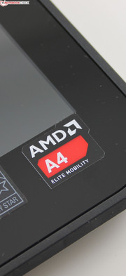 Satellite W30Dt-A-100: AMDs low-cost APU is not the best choice for Windows users.