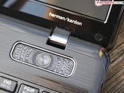 The Harman/Kardon speakers not only set optical, but also acoustic accents (balanced).