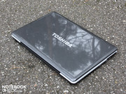 In Review:  Toshiba Satellite L550-207