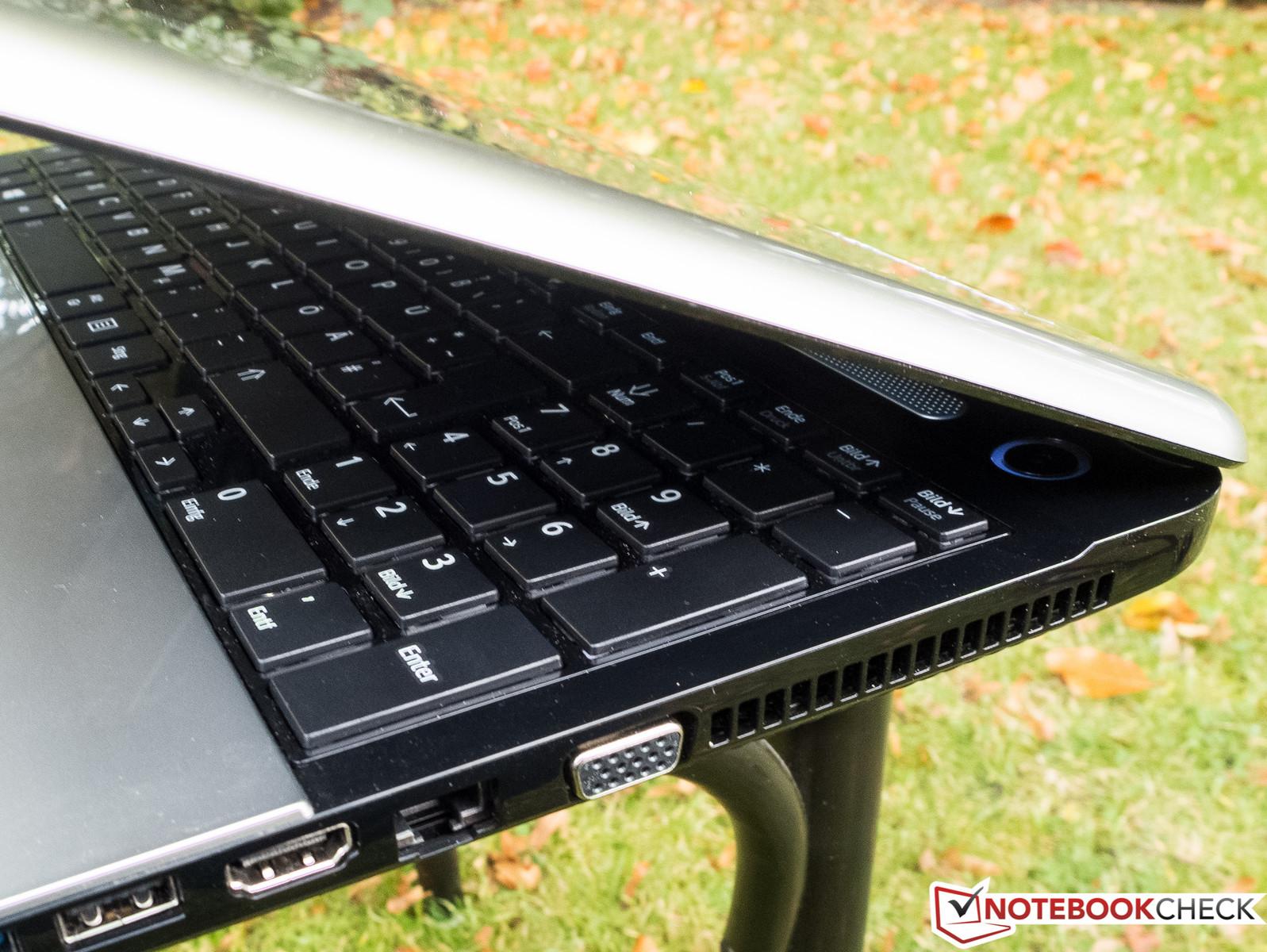 New Drivers: Toshiba Satellite C55-A Synaptics TouchPad