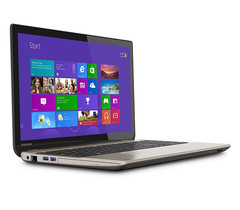 Toshiba Satellite P55T 4K notebook with Haswell i7, Radeon R9 M265X and Windows 8.1
