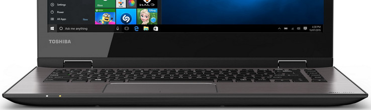 Toshiba Radius L40W-C Synaptics Touchpad Vista