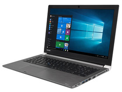 Does not need to hide from the competitors from HP, Dell, or Lenovo: Toshiba Tecra Z50-C