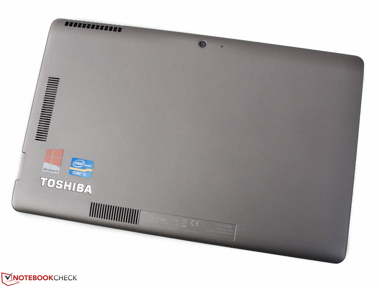 Review Toshiba WT310 Tablet