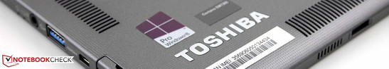 Toshiba Portégé Z10t-A-10M: The  multi-purpose device for corporate customers?