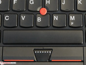 TrackPoint with mouse buttons