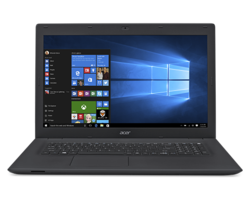In review: : Acer TravelMate P278-MG-76L2. Test model courtesy of Acer Germany.