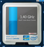 Intel Core i7-3635QM with up to 3.4 GHz.