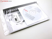 Quick-start guide and Windows 8.1 DVD