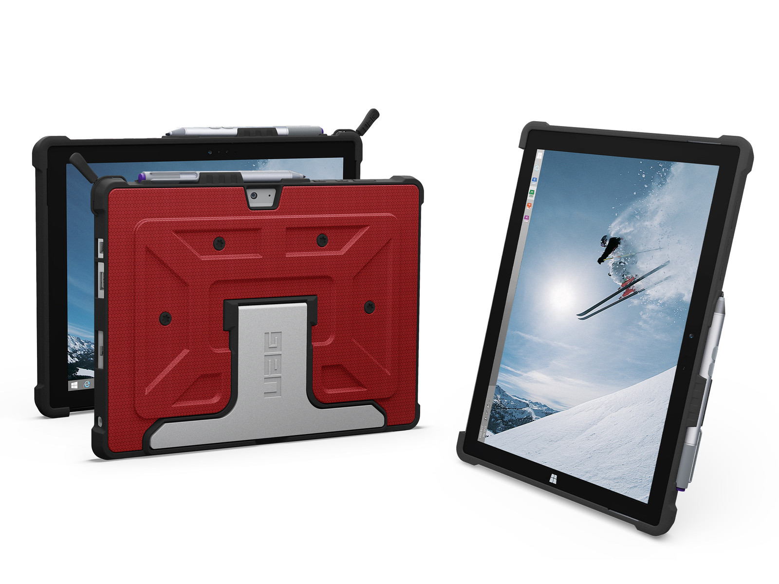Urban Armor Gear Releases A Rugged Cover For Surface 3
