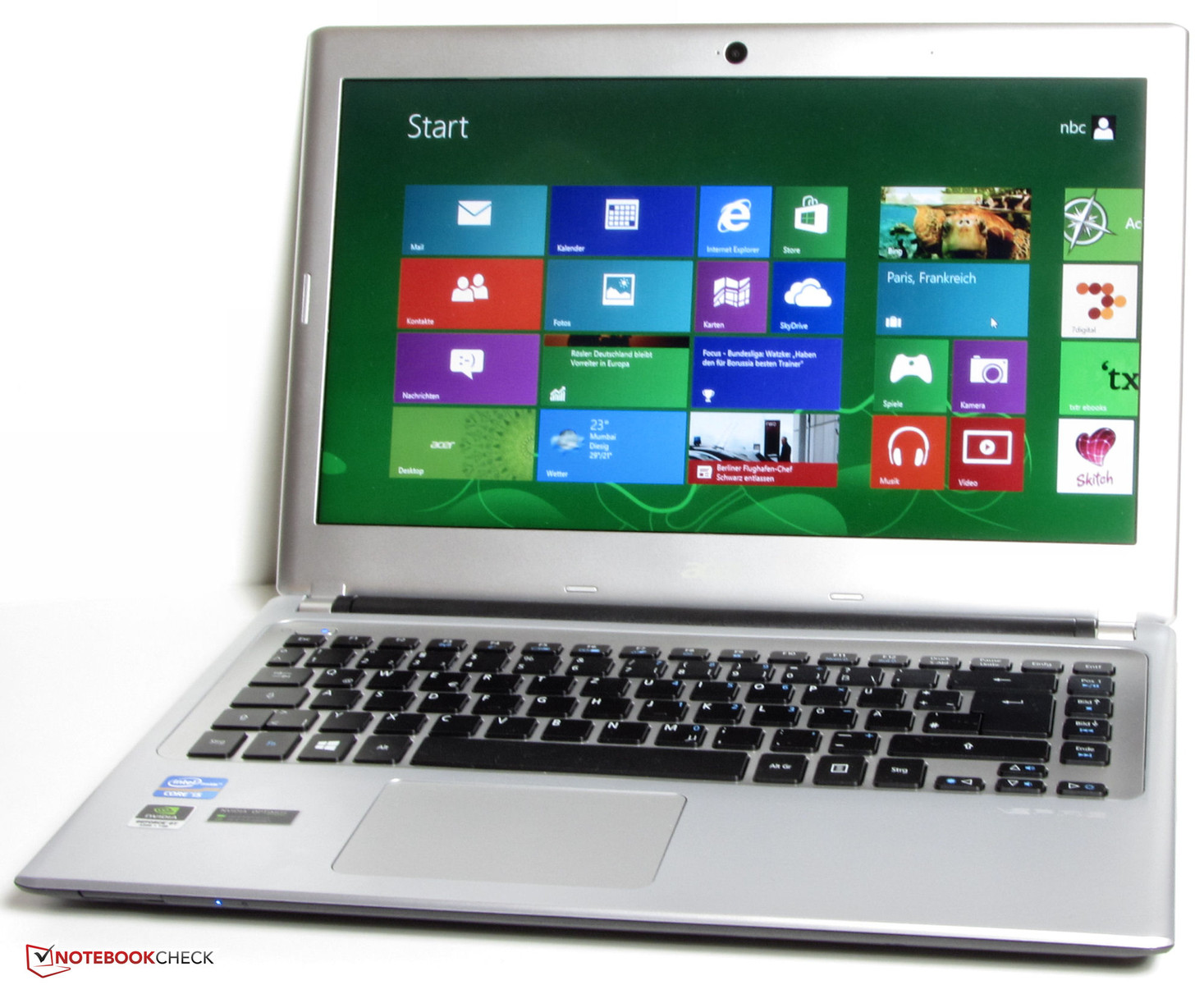 New Drivers: Acer Aspire V5-571P ELANTECH Touchpad