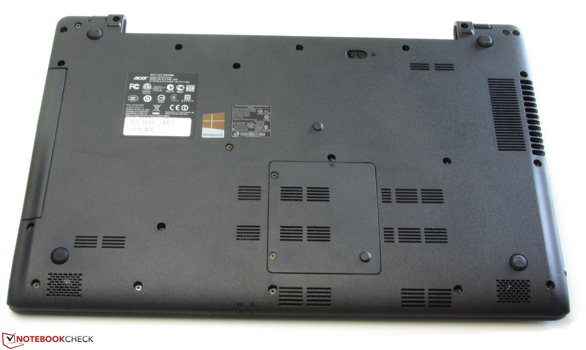 ACER ASPIRE V5-551 LAPTOP WINDOWS 8 X64 DRIVER
