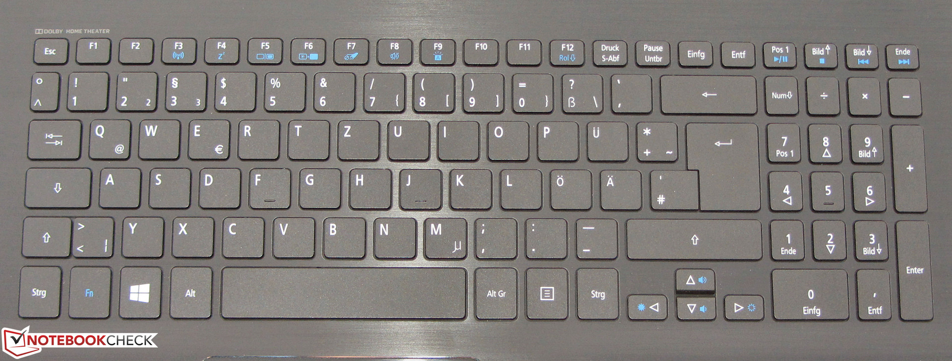 Original New for Acer Aspire V5-573 V5-573G V5-573P V5-573PG Keyboard Backlit US