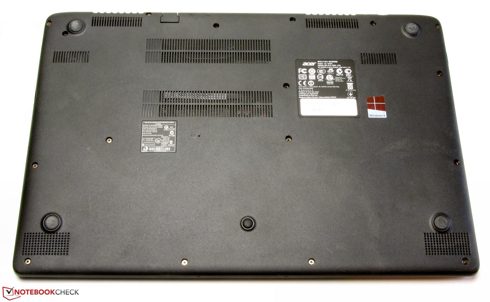 Driver: Acer Aspire V5-552PG Atheros Bluetooth