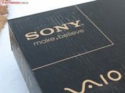 Sony goes against the flow. There's basically nothing wrong with that...