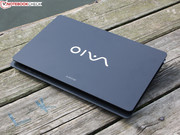 In Review:  Sony Vaio VPC-F22S1E/B