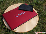 We have a closer look at the Red Edition of the Vaio Pro 13.