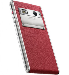 Vertu Aster luxury Android smartphone with Qualcomm Snapdragon 801 processor