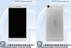 Vivo X6 Android phablet images show up at TENAA