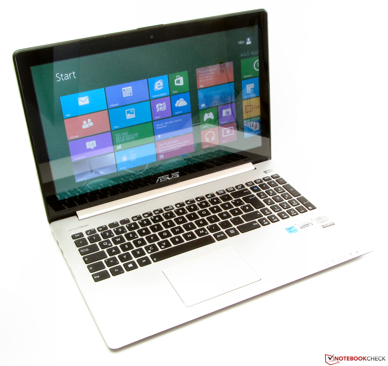 ASUS S500CA NOTEBOOK DRIVER PC
