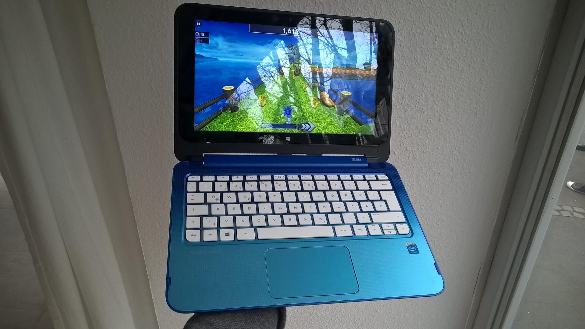 HP Stream 11-p001ng x360 Wireless Button Treiber Windows 10