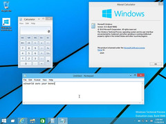 Windows 10 build 9888 screenshot from MDL
