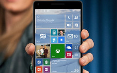Windows 10 Mobile upgrade available for Windows Phone 8.1 handsets