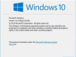 Windows 10 build 10240 is ready to hit OEM partners