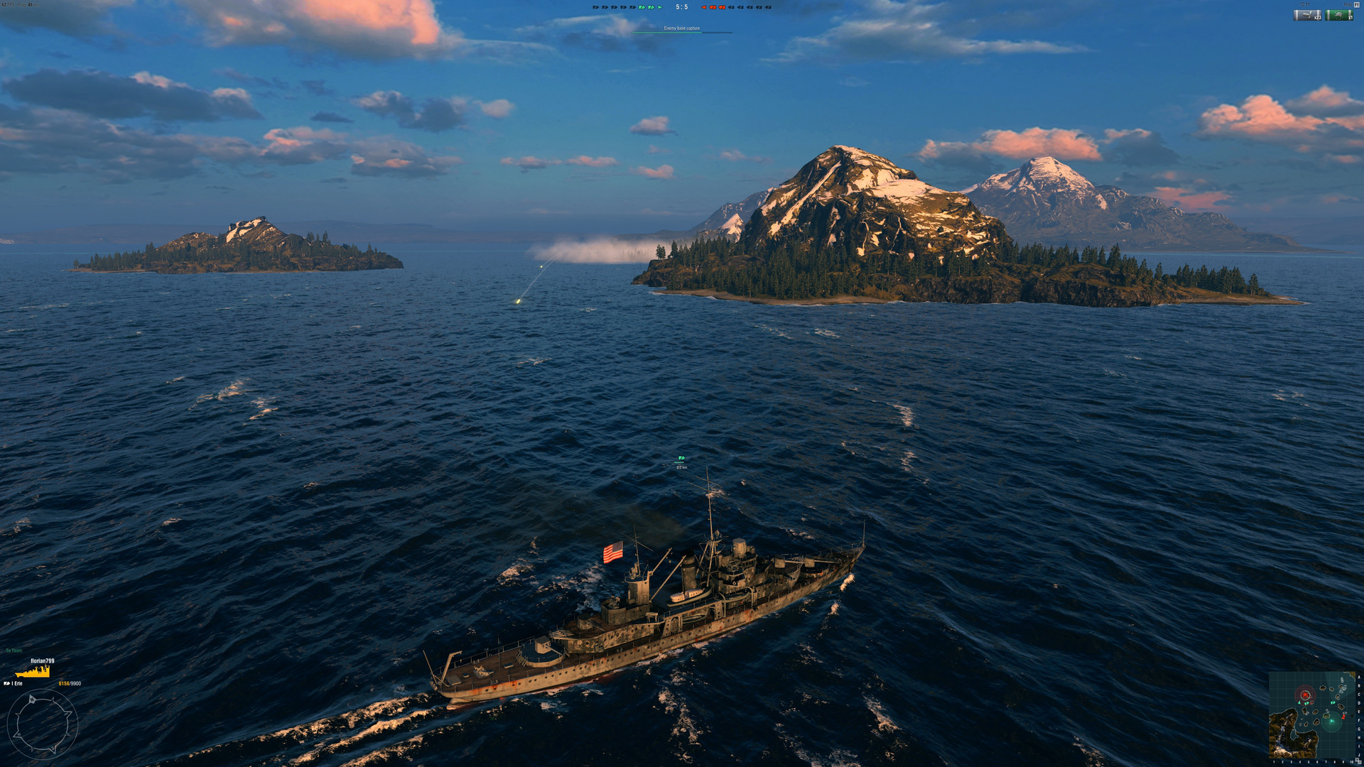 how to sell a ship in world of warships