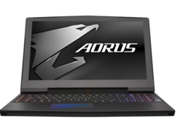 In review: Aorus X5 v6. Test model provided by Aorus.