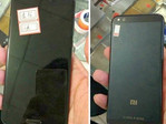 Xiaomi Mi 6 Android smartphone leaked images via MyDrivers