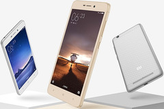 Xiaomi Redmi 3 premium Android smartphone with metal body and Qualcomm Snapdragon 616 SoC