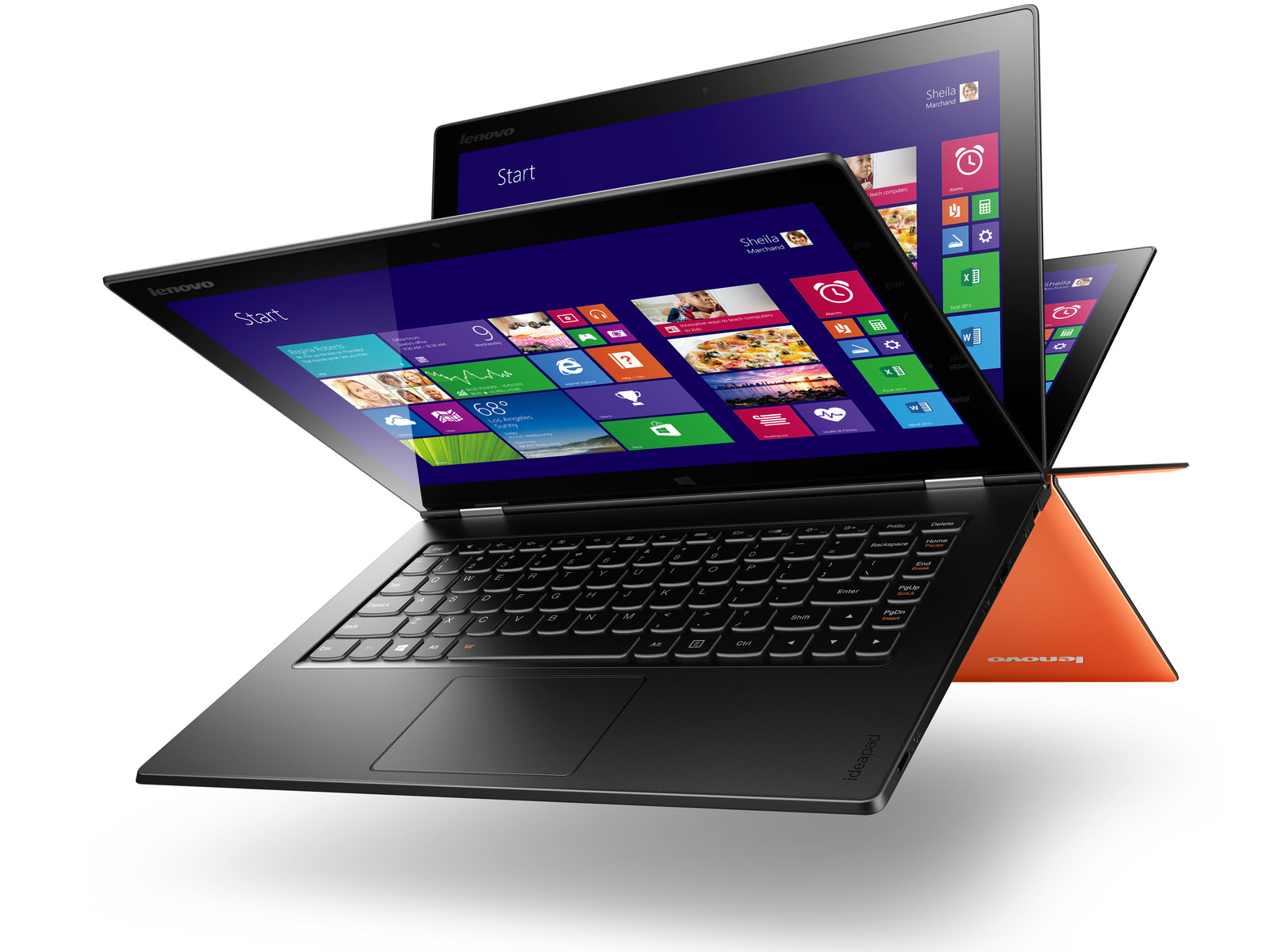 lenovo yoga 2 13 convertible review reviews. Black Bedroom Furniture Sets. Home Design Ideas
