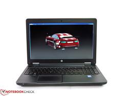 HP ZBook 15 G2 in a long-term test