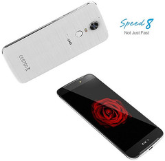 ZOPO Speed 8 Android smartphone with MediaTek Helio X20 processor