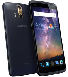ZTE Axon premium Android smartphone with 4 GB memory