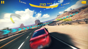 Screenshot Asphalt 8
