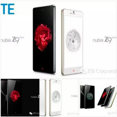 ZTE Nubia Z9 Max and Nubia Z9 Mini Android smartphone