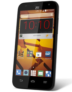 ZTE Speed 4G LTE Android smartphone sells for $99 on Boost Mobile