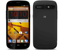 ZTE Warp Sync Adroid smartphone with 4G LTE, quad-core processor, 2 GB RAM and 8 GB internal storage