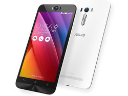 In Review: Asus ZenFone Selfie. Test model courtesy of Asus.
