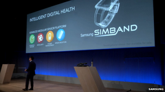 Samsung event unveils Simband and SAMI health initiatives