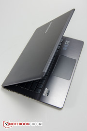 The Samsung Ativ Book 7 740U3E-A01UB...